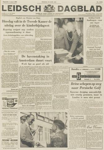 Leidsch Dagblad 1961-06-30