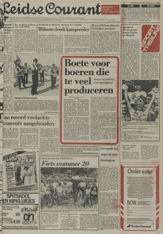 Leidse Courant 1983-07-25