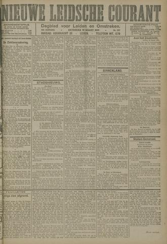 Nieuwe Leidsche Courant 1921-03-19