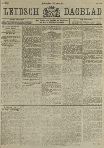 Leidsch Dagblad 1911-04-18
