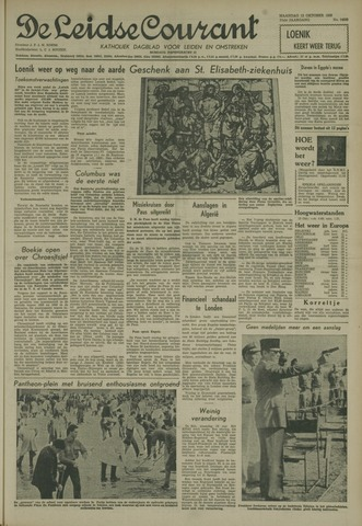 Leidse Courant 1959-10-12