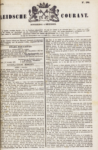 Leydse Courant 1879-12-04