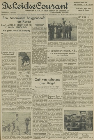 Leidse Courant 1950-07-26