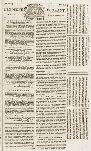 Leydse Courant 1824-02-27
