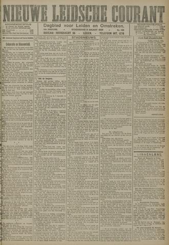 Nieuwe Leidsche Courant 1921-03-09
