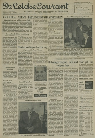Leidse Courant 1960-11-17