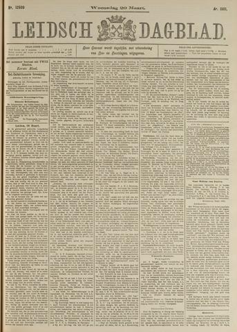Leidsch Dagblad 1901-03-20