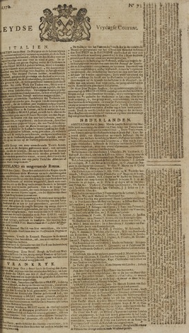 Leydse Courant 1770-06-15