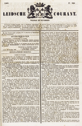 Leydse Courant 1869-11-26