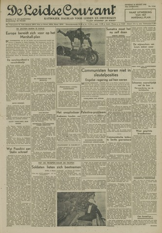 Leidse Courant 1948-03-16