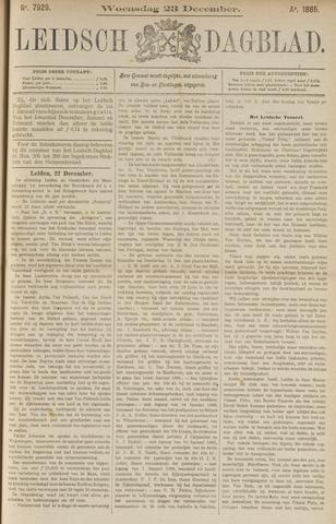 Leidsch Dagblad 1885-12-23