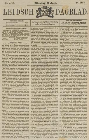Leidsch Dagblad 1885-06-09