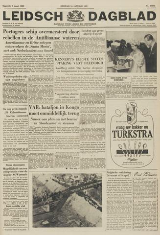 Leidsch Dagblad 1961-01-24