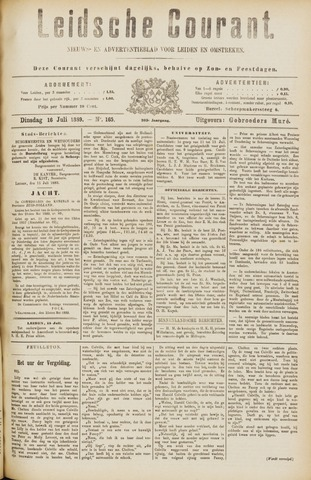Leydse Courant 1889-07-16