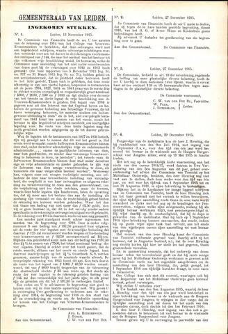 Handelingen van de Raad 1916-01-13