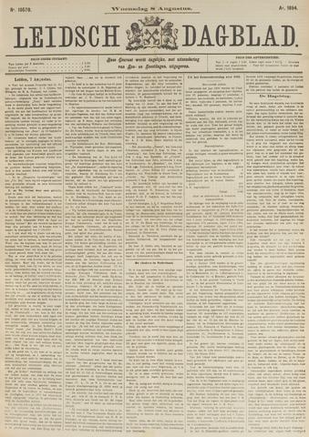 Leidsch Dagblad 1894-08-08