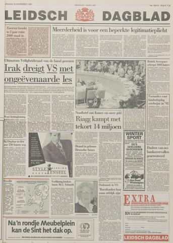 Leidsch Dagblad 1990-11-30