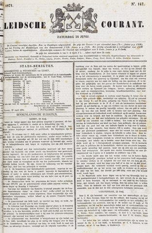 Leydse Courant 1871-06-24