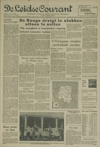 Leidse Courant 1960-07-18