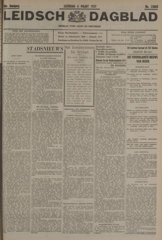 Leidsch Dagblad 1937-03-06