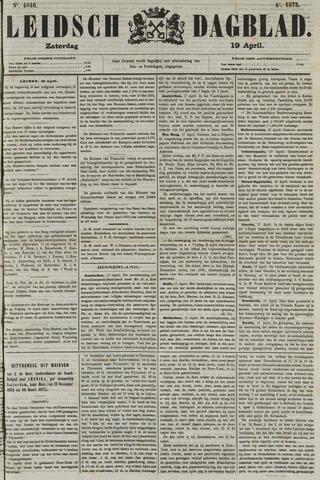 Leidsch Dagblad 1873-04-19
