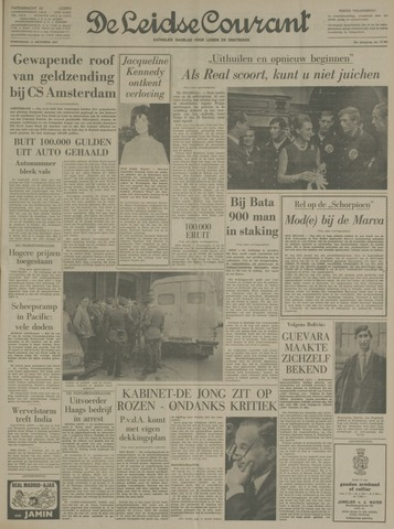 Leidse Courant 1967-10-11