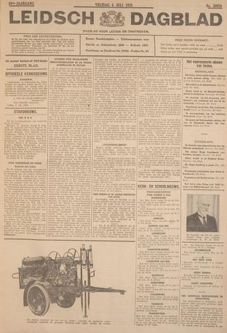 Leidsch Dagblad 1928-07-06