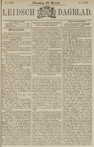 Leidsch Dagblad 1885-03-10
