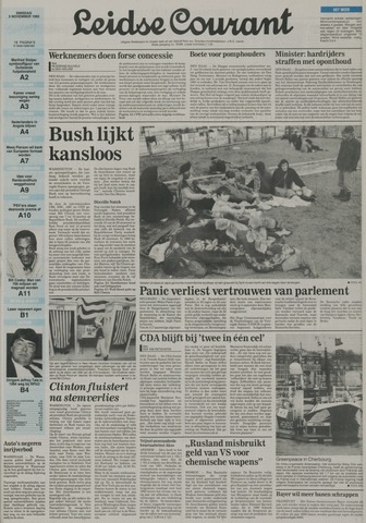 Leidse Courant 1992-11-03