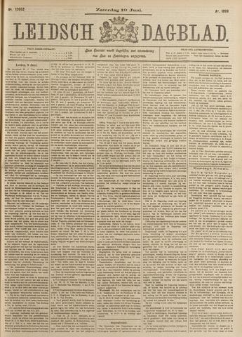 Leidsch Dagblad 1899-06-10