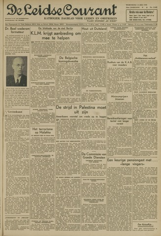 Leidse Courant 1948-07-14