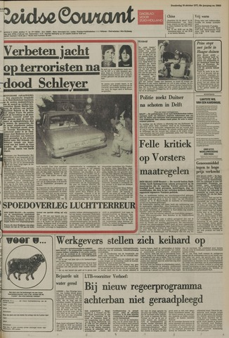 Leidse Courant 1977-10-20