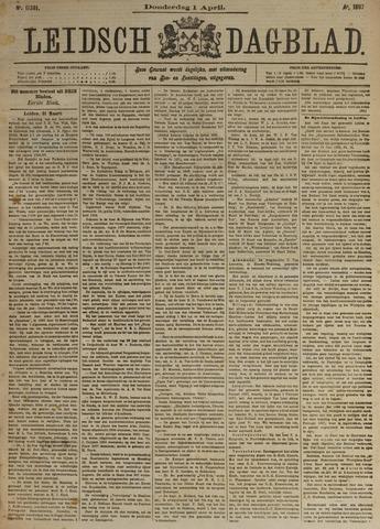 Leidsch Dagblad 1897-04-01