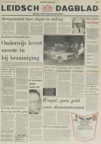 Leidsch Dagblad 1980-03-08