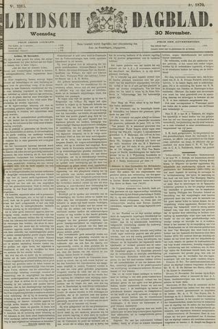 Leidsch Dagblad 1870-11-30