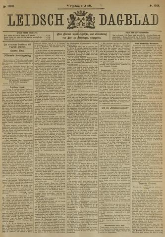 Leidsch Dagblad 1904-07-01