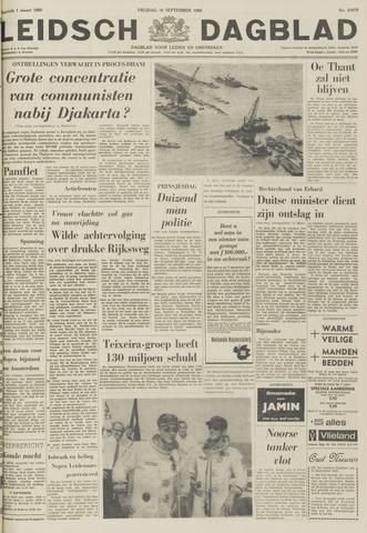 Leidsch Dagblad 1966-09-16