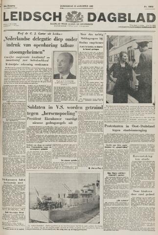 Leidsch Dagblad 1955-08-18