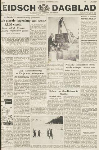 Leidsch Dagblad 1951-12-12