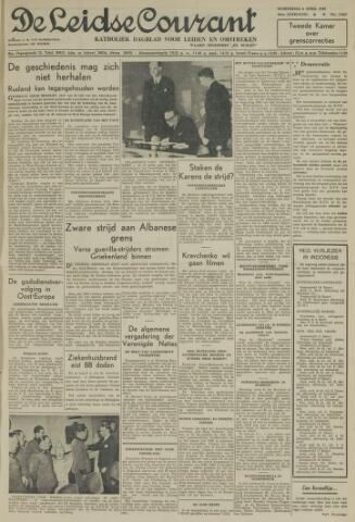 Leidse Courant 1949-04-06