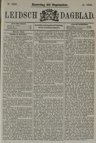 Leidsch Dagblad 1880-09-25