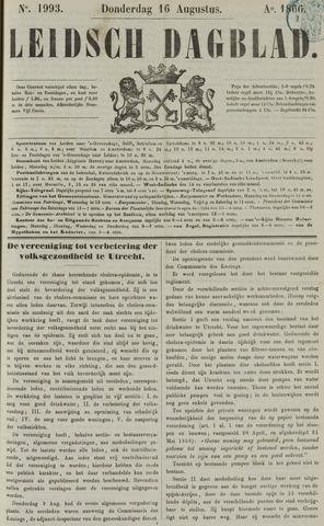 Leidsch Dagblad 1866-08-16