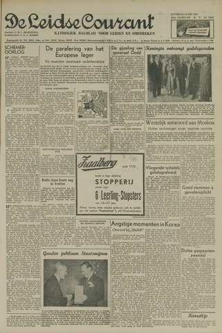 Leidse Courant 1952-05-10