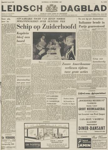 Leidsch Dagblad 1967-12-30