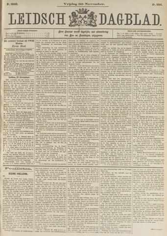 Leidsch Dagblad 1894-11-30