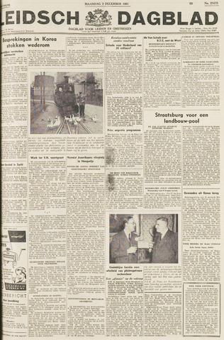 Leidsch Dagblad 1951-12-03