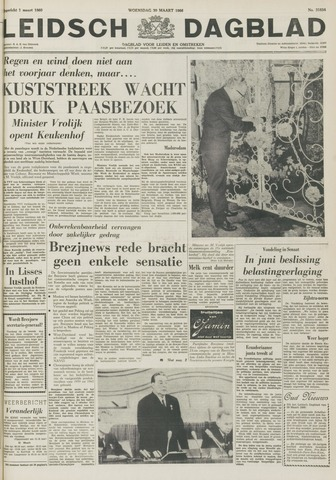 Leidsch Dagblad 1966-03-30