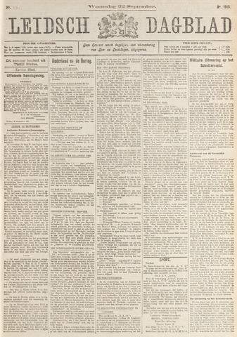 Leidsch Dagblad 1915-09-22