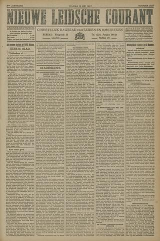 Nieuwe Leidsche Courant 1927-05-13