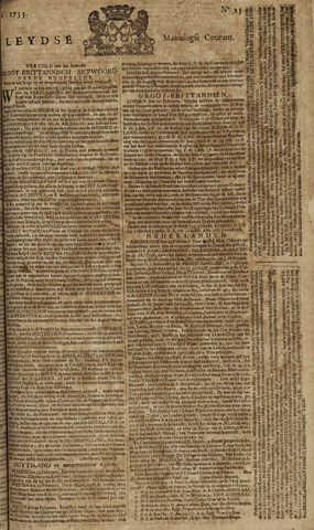 Leydse Courant 1753-02-26